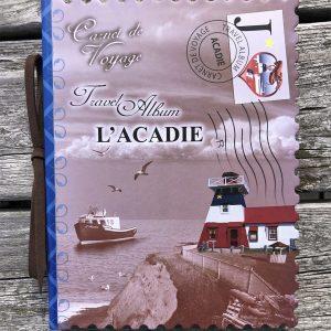 ACA Carnet de voyage-travel album