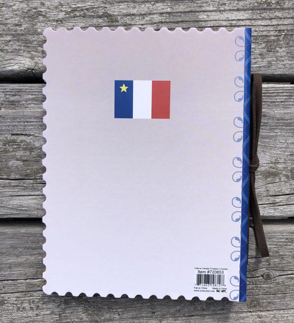 ACA Carnet de voyage-travel albumbck