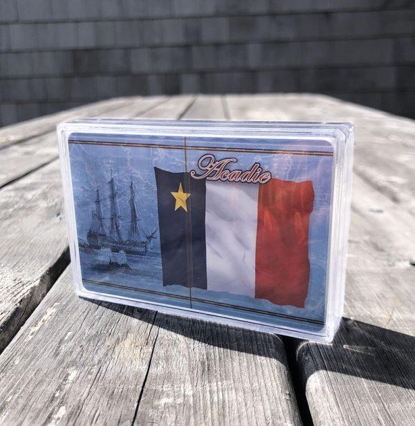 jeu de cartes Acadie-playing cards