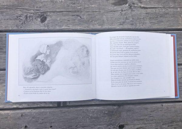 Évangéline-un conte d'Acadie - français