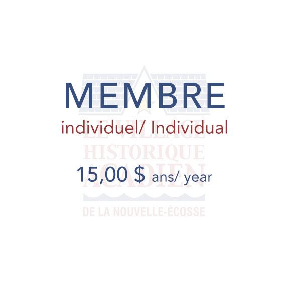 membre individuel