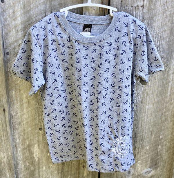 anchor-kid t-shirt