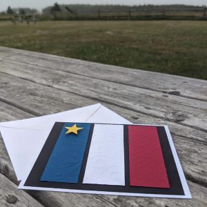 cartes acadiennes notecards-acadian