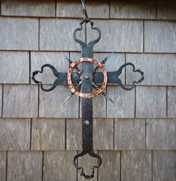 croix-acadienne-forge