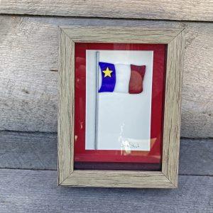Glass-Art-drapeau-acadien